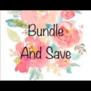 Bundle two or more and save 10%